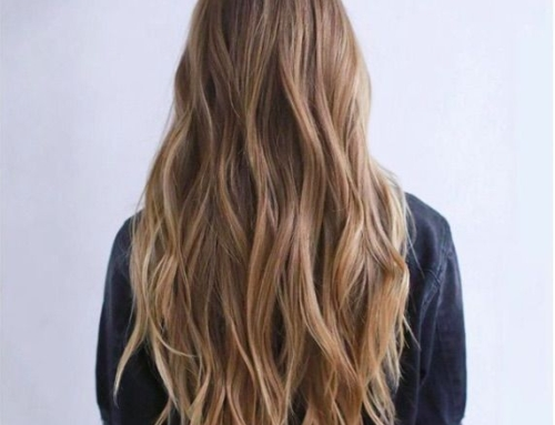 Mechas baby light