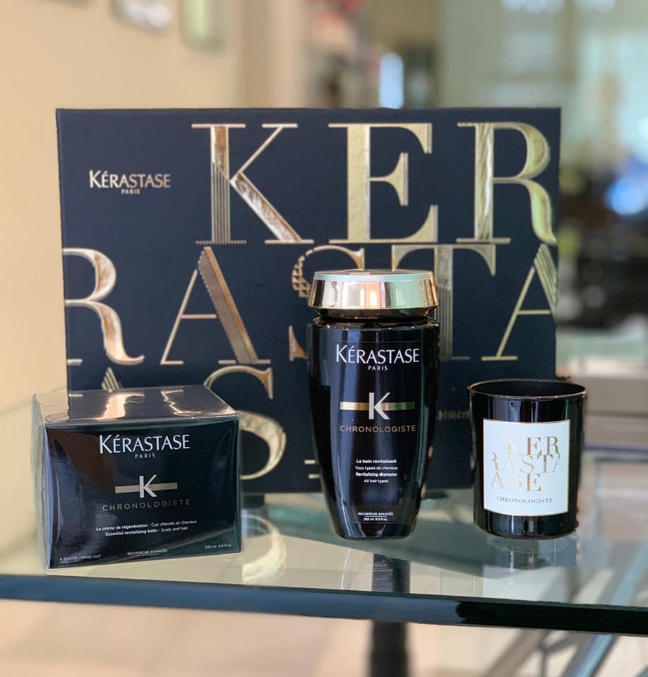 Aprovecha nuestra promoción del mes de noviembre y disfruta de un 20% en toda la gama de Kerastase