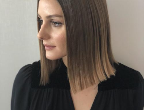 El glass hair se posiciona como una de las tendencias clave del invierno