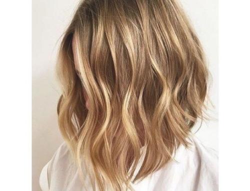 LOB. El corte de pelo perfecto para rostros redondos