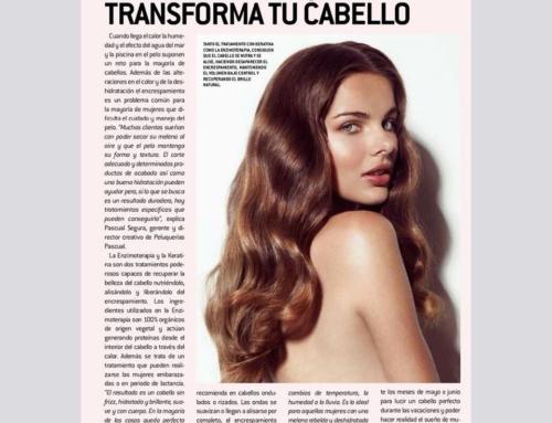 El tratamiento que transforma tu cabello